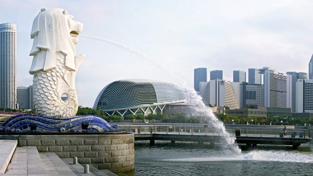 أهم الاماكن السياحية في سنغافورة