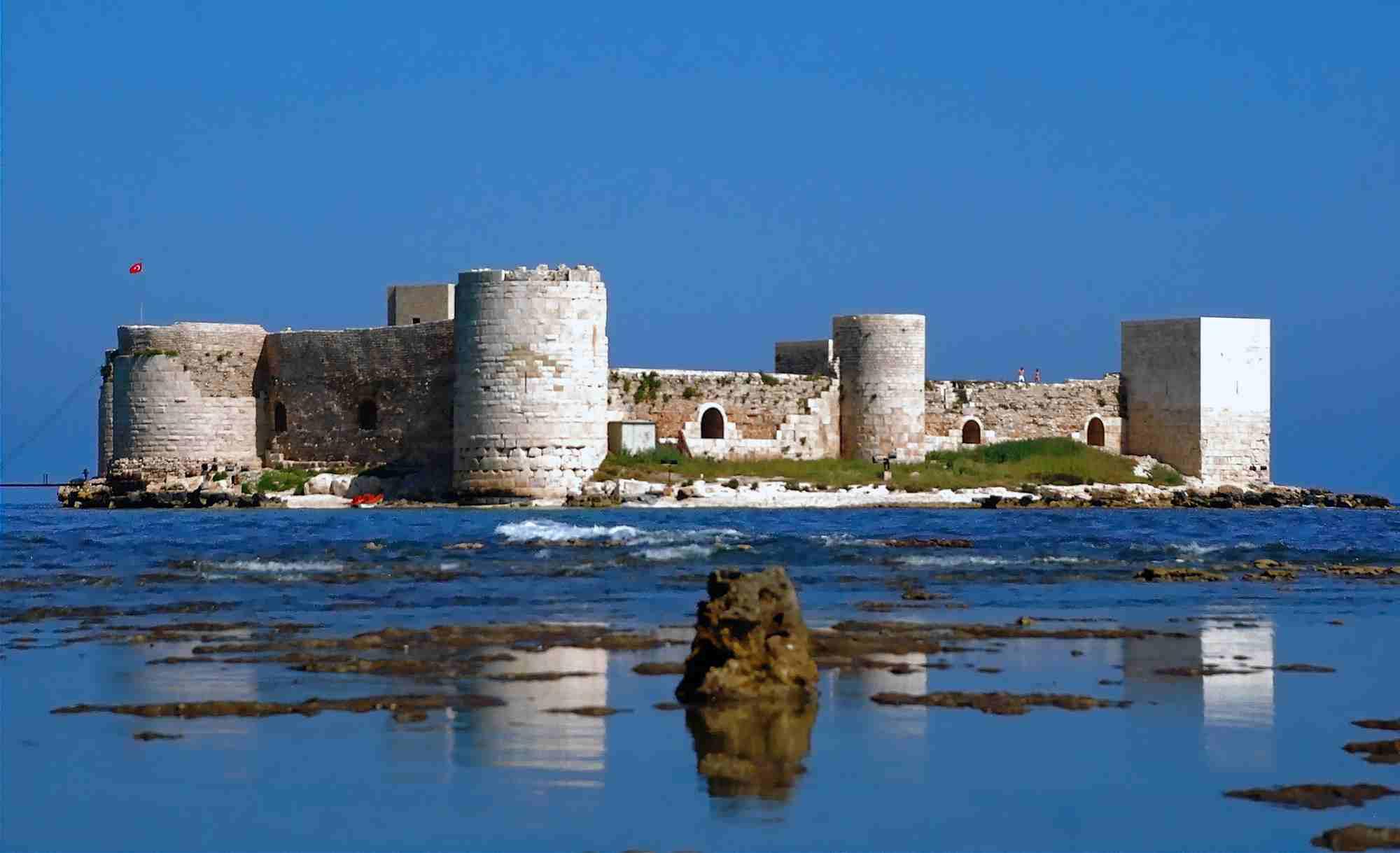 أهم أماكن سياحية في مرسين تركيا