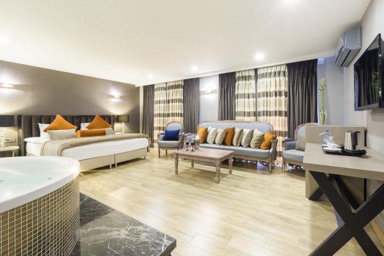 أفضل 6 فنادق موصي بها مرسين تركيا 2017