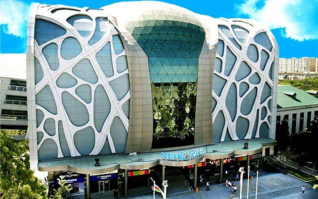 Best shopping centers in Baku Azerbaijan
