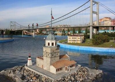 مينيا تورك في  اسطنبول