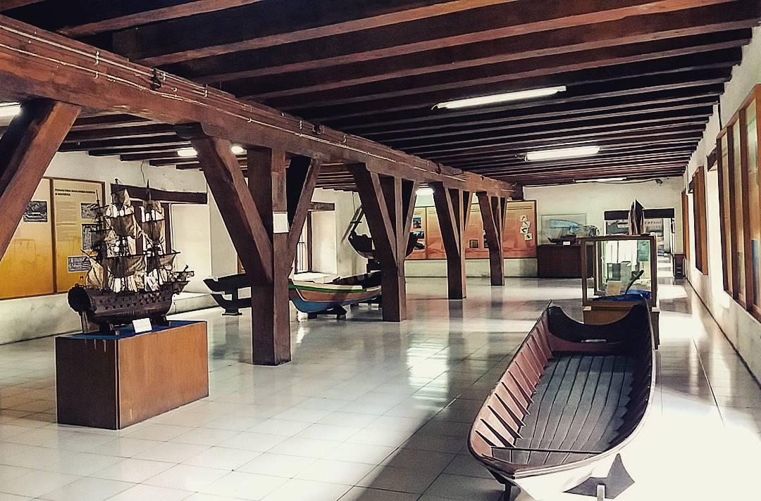 المتحف البحري في جاكارتا