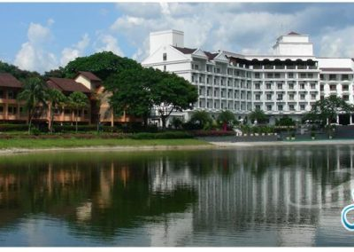 فندق فلامينجو كوالالمبور Flamingo By The Lake