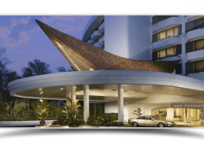 فندق شانجريلا جولدن ساندس Shangri-la Golden Sands Penang