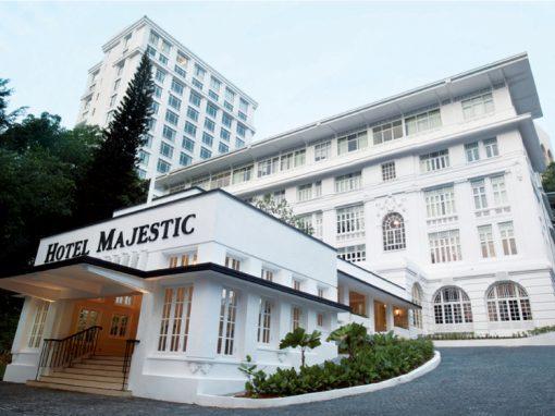 ذا ماجستيك كوالالمبور The Majestic Hotel