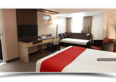 فندق بارك رويال Parkroyal Penang