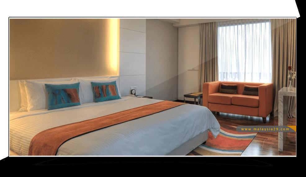 فندق سرى باسيفيك كوالالمبور Seri Pacific Hotel Kuala Lumpur