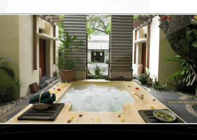 فندق تانجونغ رهو لنكاوي Tanjung Rhu Resort Langkawi