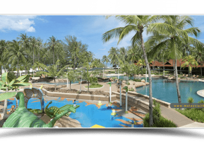 فندق بلانجى بيتش Pelangi Beach Resort