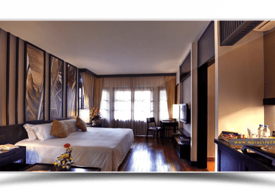 فندق بلانجى بيتش Pelangi Beach Resort