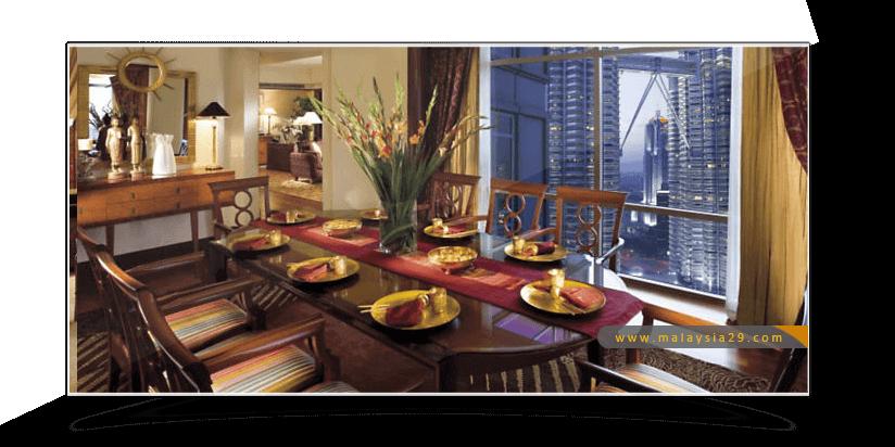 فندق مندرين كوالالمبور Mandarin Oriental Hotel Kuala Lumpur