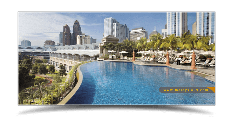 فندق مندرين Mandarin Oriental Hotel Kuala Lumpur
