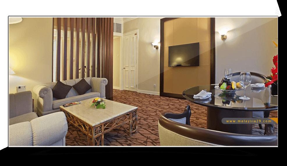 فندق استانا كوالالمبور Hotel Istana Kuala Lumpur