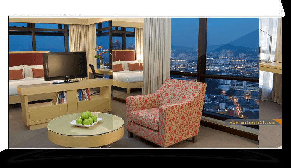 فندق تايم سكوير Berjaya Times Square Hotel