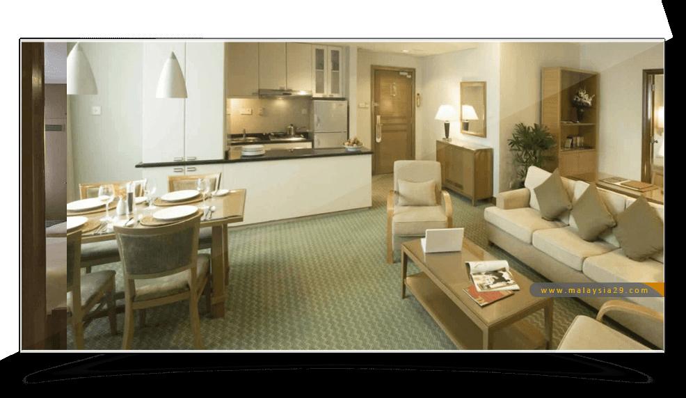 فندق بولمان كوالالمبور Pullman Hotel Kuala Lumpur