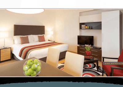 فندق شقق فريزر بلاس الفندقية