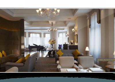 فندق وشقق لانسون بلاس