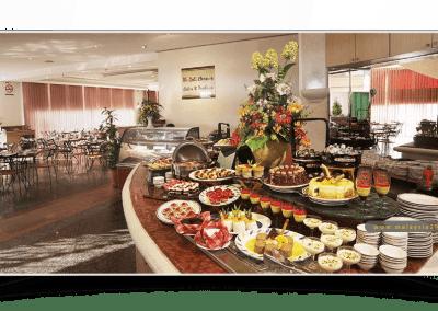 فندق سنشرى ماكوتا فى ملاكا Mahkota Hotel Melaka