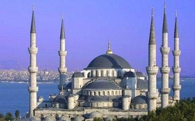 جامع الفاتح باسطنبول