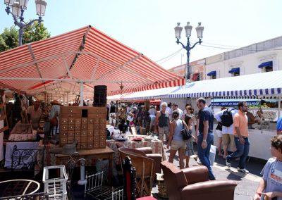 جولة في سوق زهرة كور ساليا