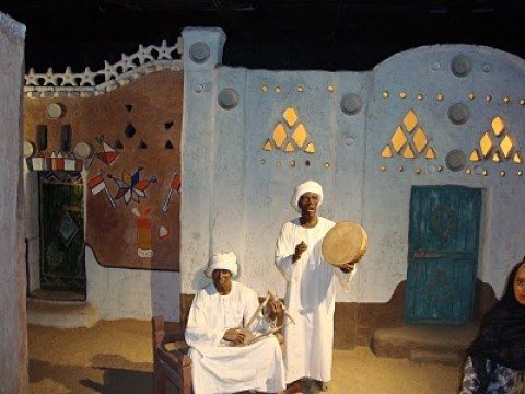 蠟埃及博物館