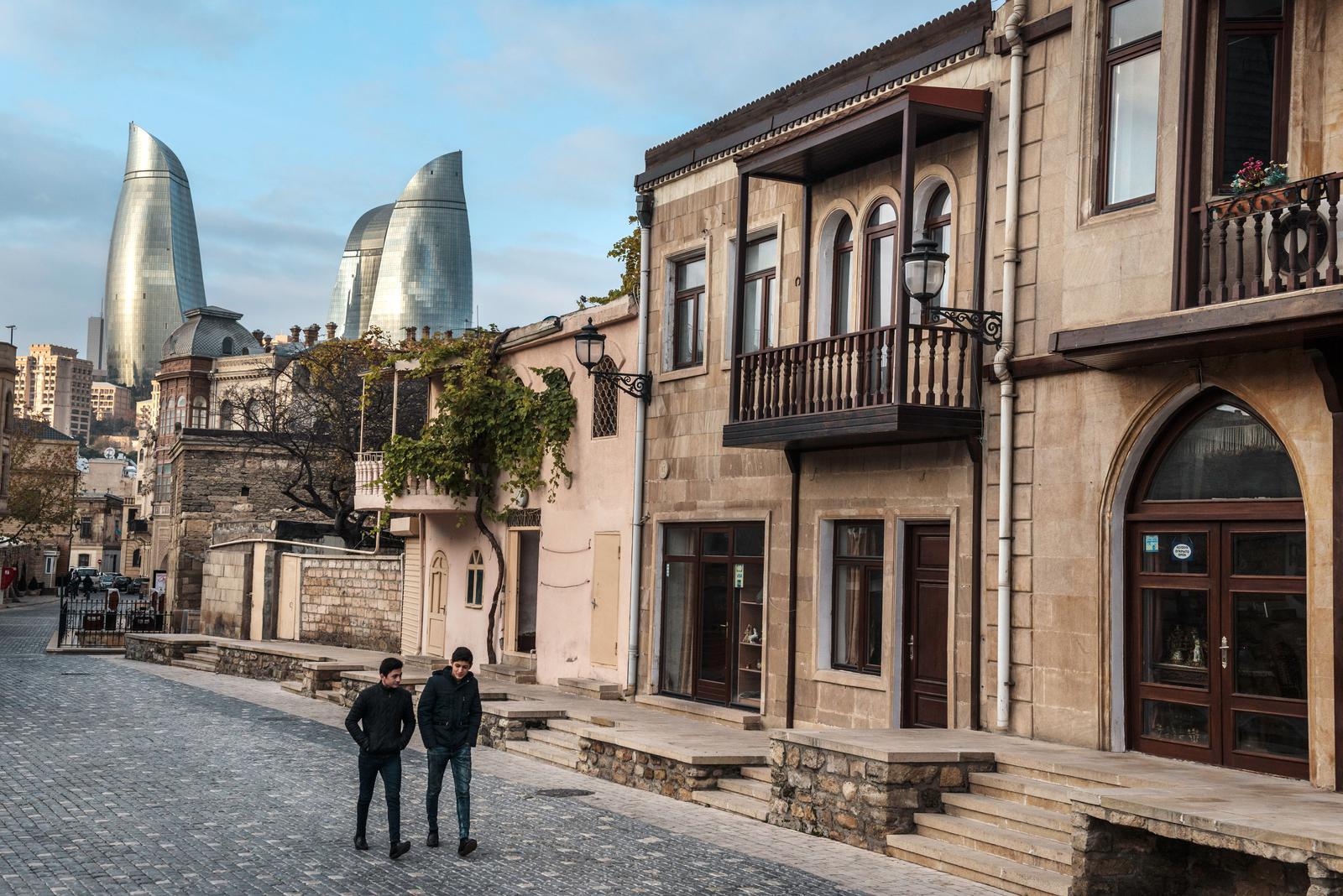 مدينه لنكران اذربيجان