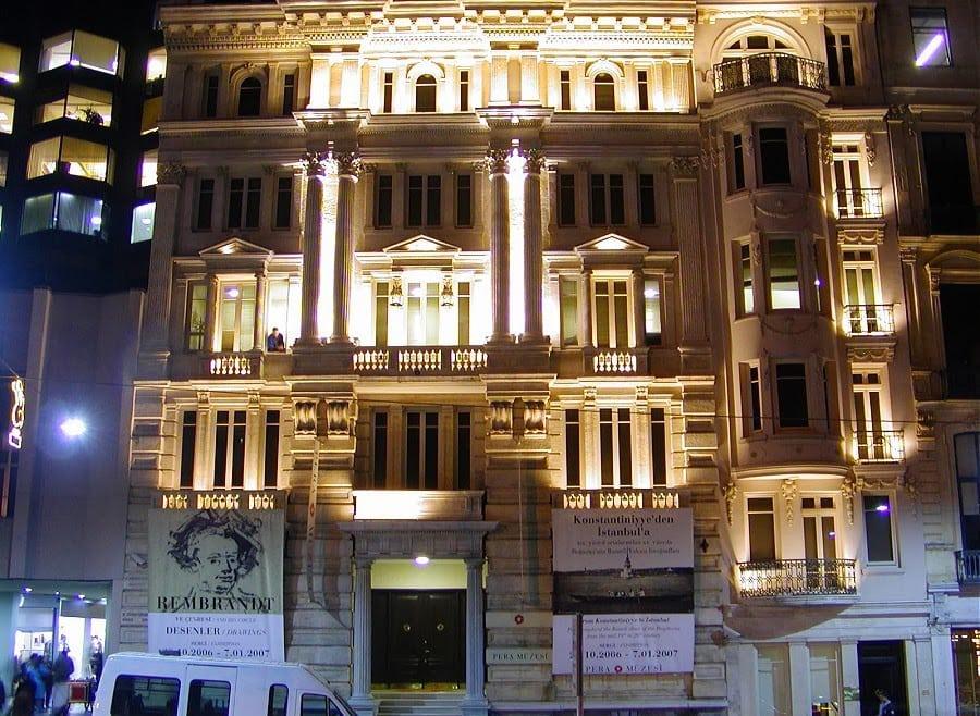 اشهر متاحف تركيا