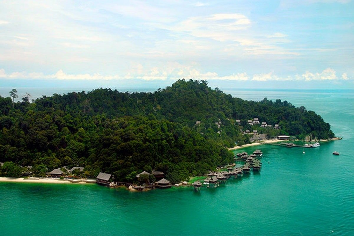 بانسور جزائر، ملائیشیا