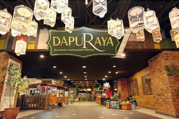التسوق في أقدم شوارع جاكارتا