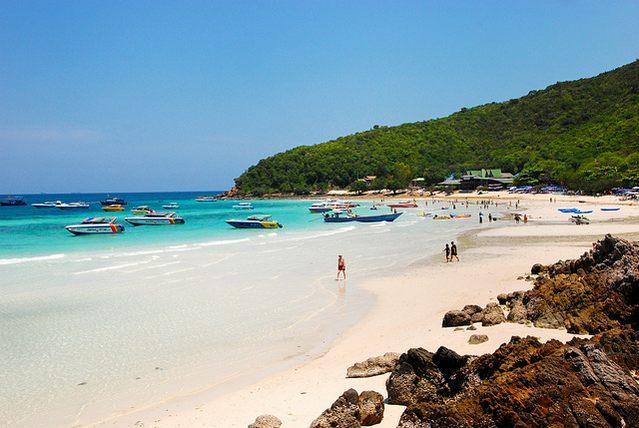 أفضل الاماكن السياحية في بتايا تايلاند