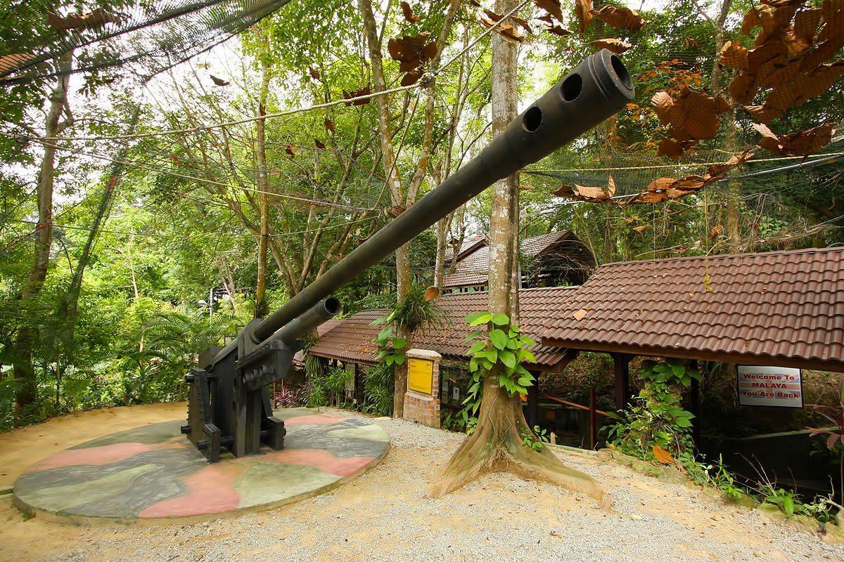 پینانگ فوجی میوزیم، ملائیشیا