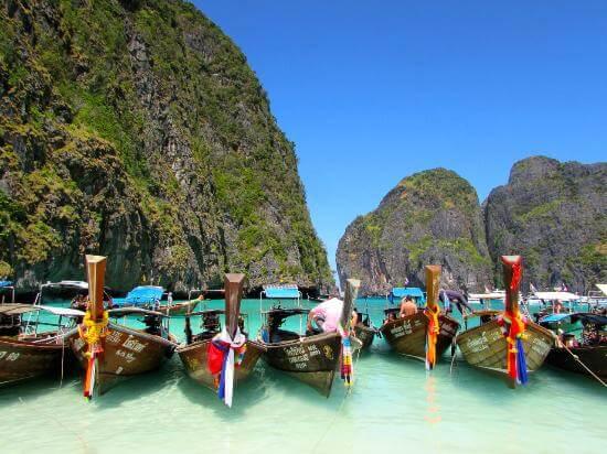 جزيرة فى فى تايلاند