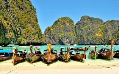 旅游景点在泰国普吉岛2018