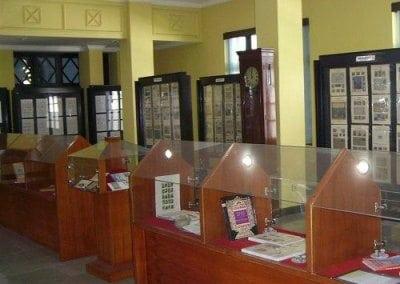متحف البريد في باندونج