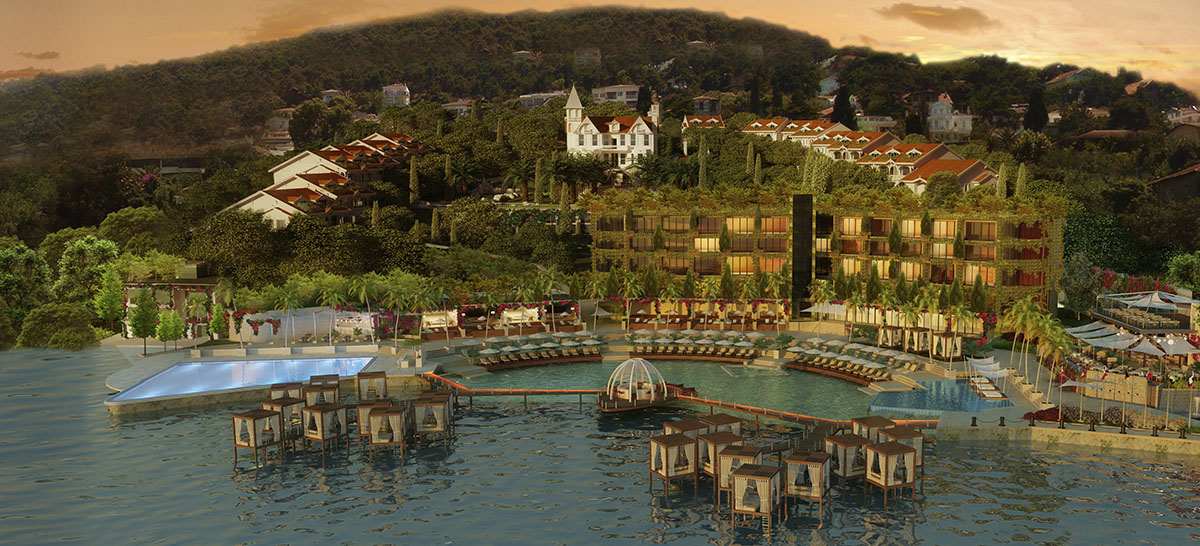 افضل فنادق جزر الامراء