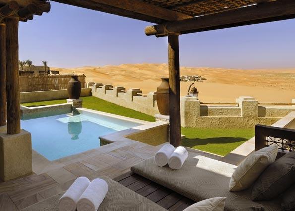 افضل 10 فنادق صحراوية في العالم