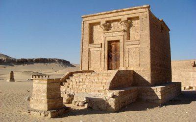 مقبره ايزادورا تونه الجبل في القاهرة