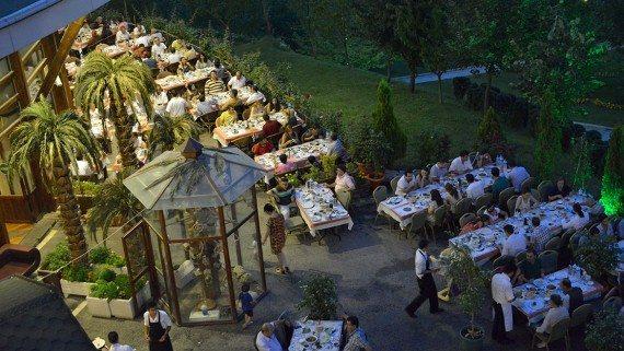 أفضل مطاعم أنقرة تركيا