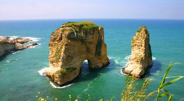 اهم الاماكن السياحية في بيروت لبنان