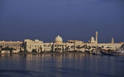 قصر رأس التين في الاسكندرية