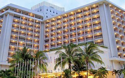 فندق باى فيو بيتش Bayview Beach Penang