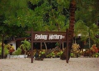 جزيرة ريدانج فى كوالا ترينجانو ماليزيا