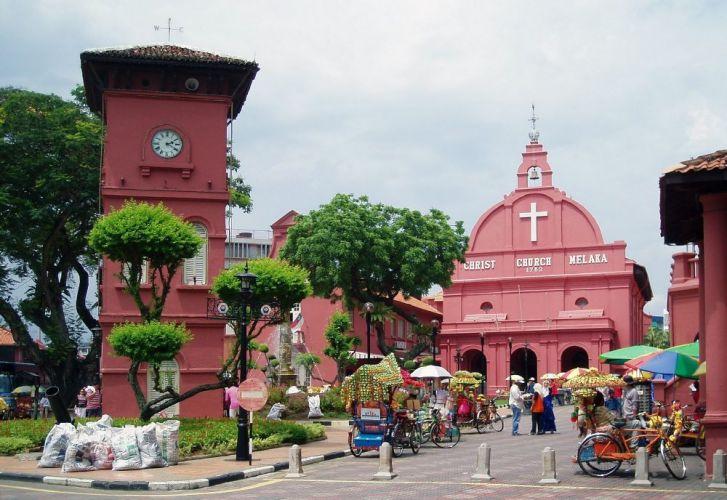 السياحة في ملاكا ماليزيا