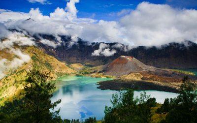 Tour del Monte Ringani a Lombok