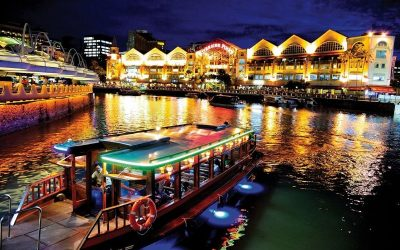 Tour of the Singapore River