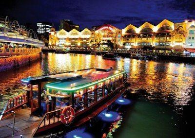 نهر سنغافورة