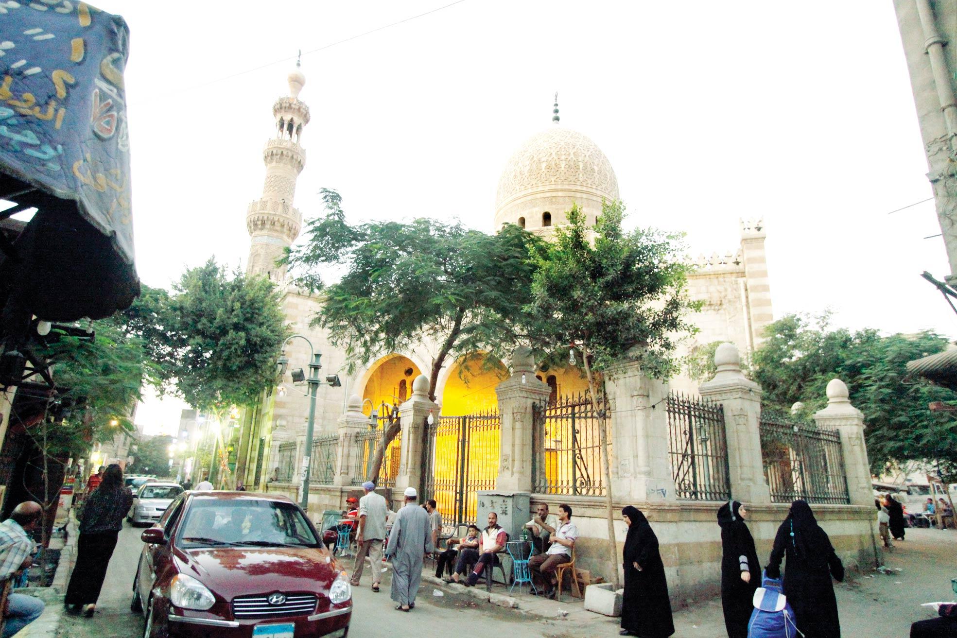 مسجد السيدة عائشة