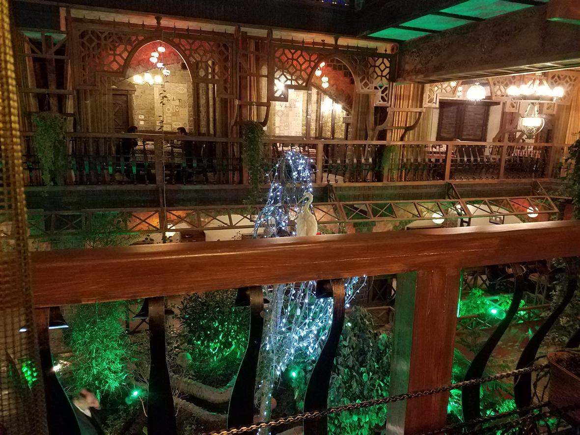 افضل المطاعم السياحية فى مدينة باكو اذربيجان