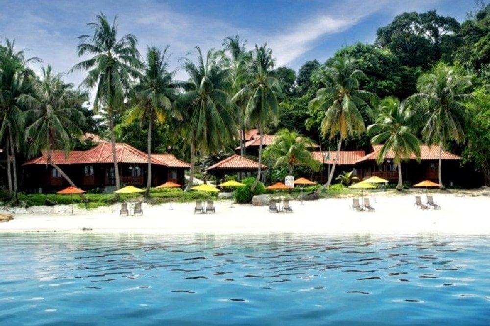 جزيرة سيبو في ولاية جوهور ماليزيا