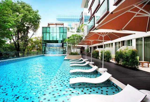 أفضل فنادق سنغافورة الموصى بها 2018